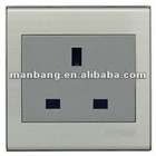 13A BS wall socket