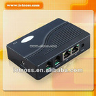 RoIP102(Radio over IP) for voice communication gateway