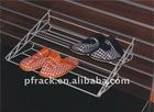 Metal 2 tiers shoe holder pfrack9810