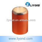 1250A Red Copper Fixed Contact for circuit breaker