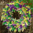 Christmas Decoration Turkey Feather Wreath