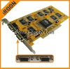 SPC-0903 CCTV Security Video Surveillance DVR Card 16 Channels, With recording