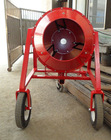 5 cubic foot cement mixer with electricity