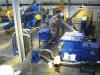 HDPE barrel recycling machine