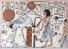 Marble Stone Mosaic Mural HHM-Egyptian Mural