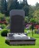 China black granite tombstone