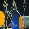 18x7steel wire rope sling