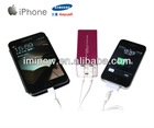 11200mAh shaver impower power bank charger for phone