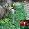 stainless steel solar lawn lighs for garden LS021C