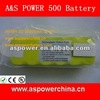 14.4V 3500mAh Ni-Mh APS battery for staubsauger irobot roomba