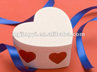 newly design heart shaped box hot sale