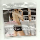 2012 Hot sales Underwear Packaging Bag With Zipper