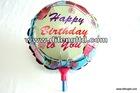 Difeng Happy Birthday Balloon