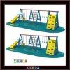 indoor swing with slide swings Q011