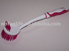 Plastic dish washing Brush