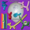modeling balloon (fluorescent magic balloon, twisty balloon)