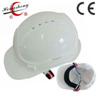 EN 397 ventilated ABS safety helmet, OEM service available