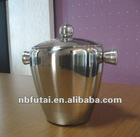1500ml Stainless steel ice bucket with lid