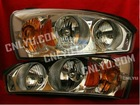 NEW 04-07 CHEVY MALIBU HEADLIGHTS HEADLAMPS PAIR SET NEW