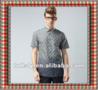 fashion design shirt mens check shirts cotton shirt for men high quality cotton