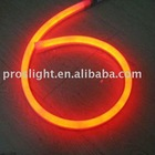 120VAC/240VAC or 24VDC Red led neon sign