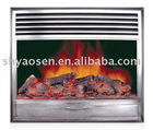 Modern Indoor Remote Control Electric Fireplace