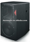 professional speaker LC15A 15'' professional speaker high quality speaker supplier