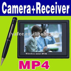 Pen Camera + DVR MP4 Reciver N102