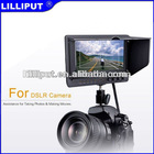 "7"" 1080p 1024*600 Camera Field Monitor, Dslr Monitor"