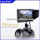 "7"" 1080p 1024*600 Camera Field Monitor, Dslr Monitor"