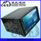 PCMX 6.95 inch 2 Din Car PC, In Car PC, Car Auto PC Monitor