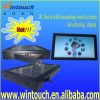 10.4inch Indoor LCD advertising display with touch screen