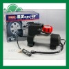 Portable tire inflation pump