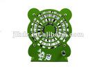 Cute design panda shape USB air cooling fan