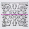 Cast Aluminum Backrest(passed ISO9001:2000)