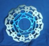 motorcycle hydraulic brake disc