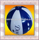 2012 best hot sell inflatable beach ball made of PVC material