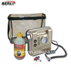 BellRight 12V Air Compressor/inflator With Tire sealant