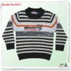 No.8521 Cotton-Nylon Knit Pullover New Baby Sweaters
