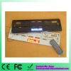 Led car license plate flash frame (European size,Chrome Frame)