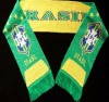 fashion sport Brazil scarf