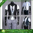 Cool Guy Trendy & Stylish Photo Traditional Waistcoat