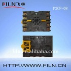 P2CF-08 relay socket general purpose sealed fast delivery