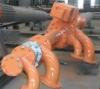 Burners for rotary kilns(custom fabrication)