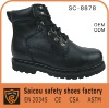 stee toe work boots factory (SC-8878)