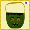 High quality Grimace Design Style Non-woven Material Halloween Bag
