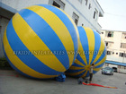 pvc beach ball,inflatable water ball for amusemnet park