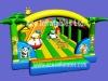New Designed Jungle Theme Inflatable Castle