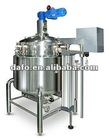 Electric heating Liquid detergent tank with agitator