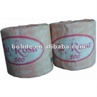 170g recycled toilet tissue with paper wrapper